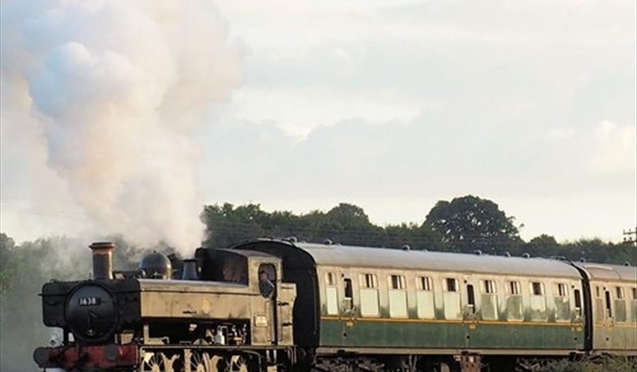 Fish & Chip Evening Steam Train