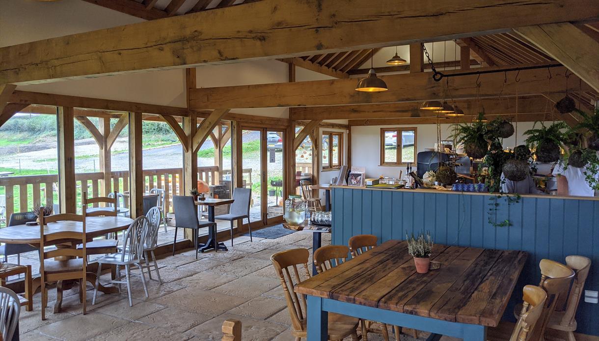 Cafe, Food & Drink, Tibbs Farm, 1066 Country, Farm Shop