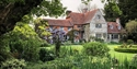 House at King John's Nursery and Garden, Etchingham, East Sussex.