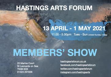 Hastings Arts Forum Members Show