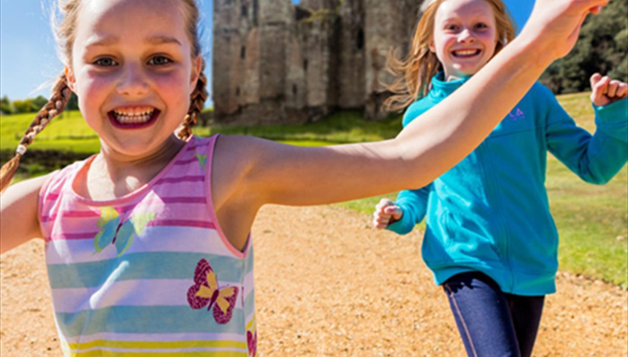 Kids Rule! at Battle Abbey