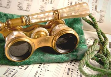 Theatre glasses