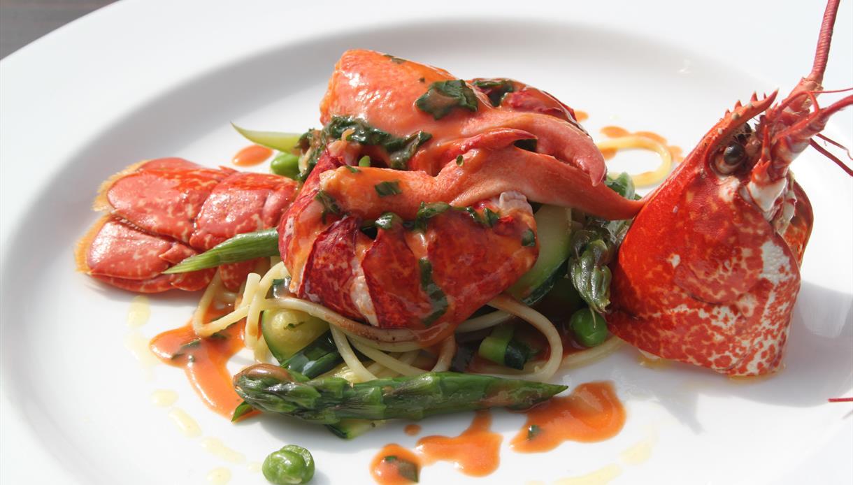 Lobster & Champagne Dinner