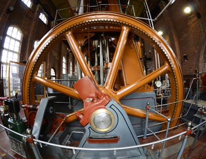 Brede Steam Giants