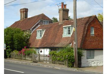 Clare Cottage in Brede, East Sussex