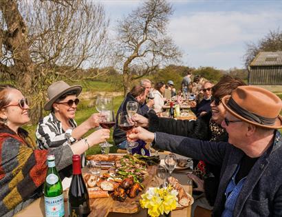 Farm Feasts at Charles Palmer Vineyards