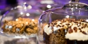 Cakes in the cafe bar at Kino Rye cinema
