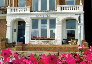 Dunselma guest house on Bexhill seafront