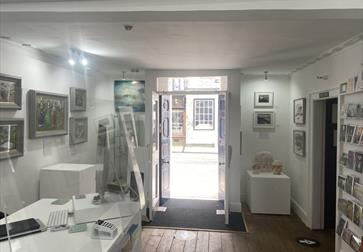 Art Gallery , Rye, Local Artisit, East Sussex
