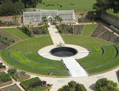 Fairlight Hall gardens