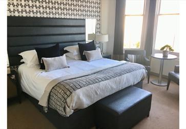 Bedroom at Hastings House