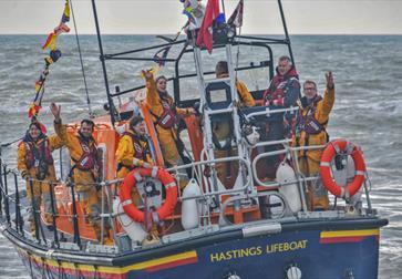 Hastings Lifeboat