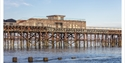 Hastings Pier viewed from the west