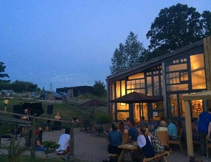 The Hub at Quarry Farm, Bodiam, East Sussex