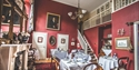 Jeakes House dining room - east sussex