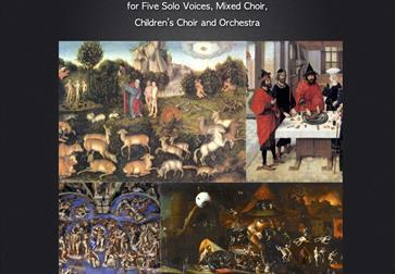 Libera Nos - A multi-faith Oratorio by Polo Piatti poster
