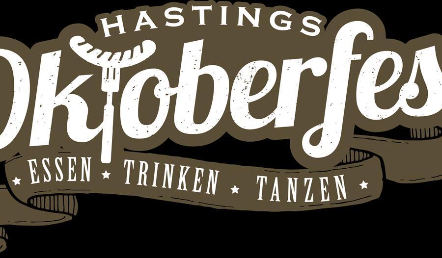 Oktoberfest Hastings 2021 poster