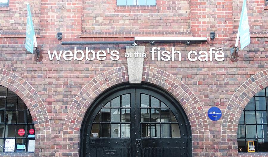 Webbe's at the Fish Cafe, Rye, East Sussex