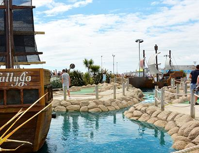 Hastings Adventure and Crazy Golf