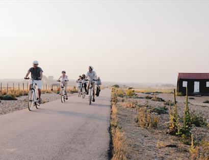 EBikes, Nike hire, Rye Bicycles, E-bikes
