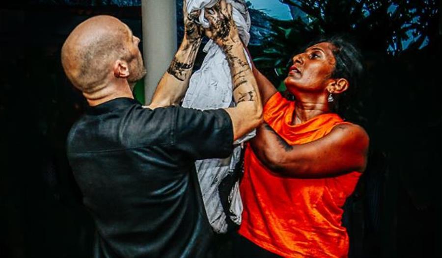 Journeys Dance Festival: Surrender by Sadhana Dance