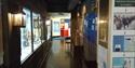 Shipwreck museum interior - Hastings East Sussex