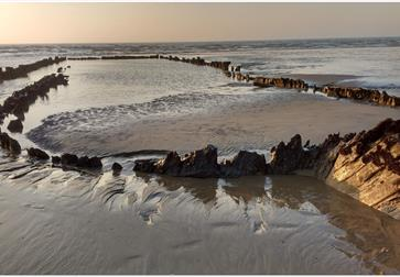 The Amsterdam Shipwreck - East Sussex