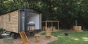 The Long View at Swallowtail Hill glamping near Rye, East Sussex