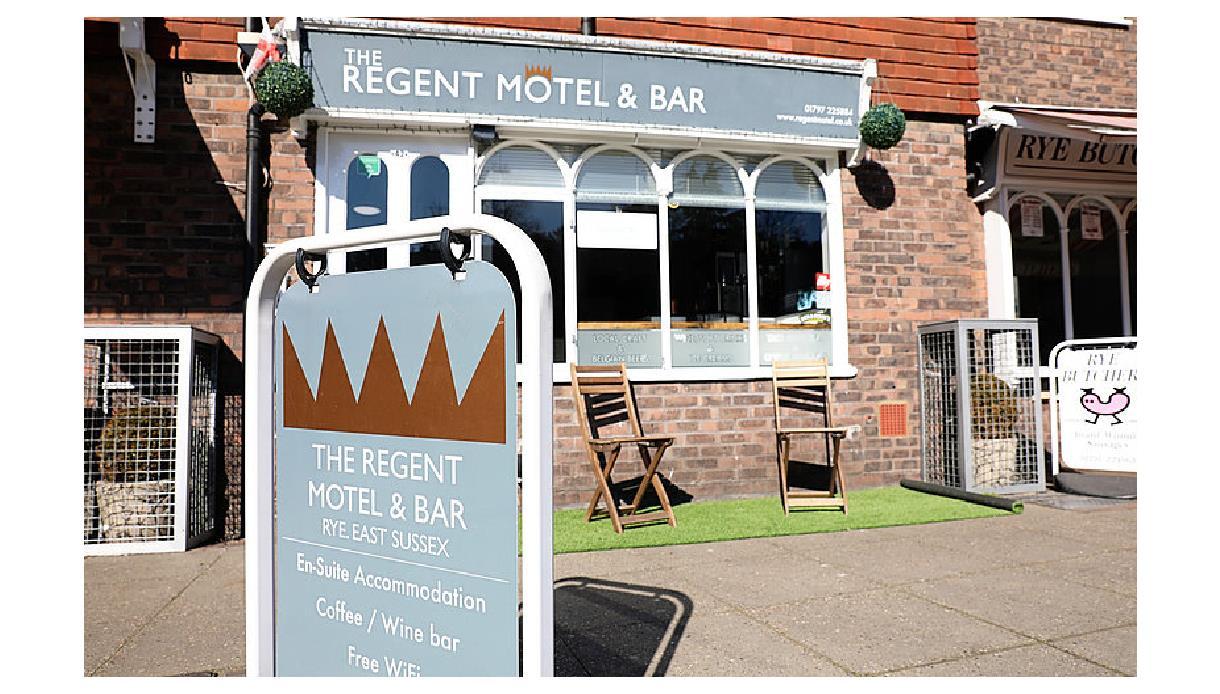 The Regent Motel & Bar
