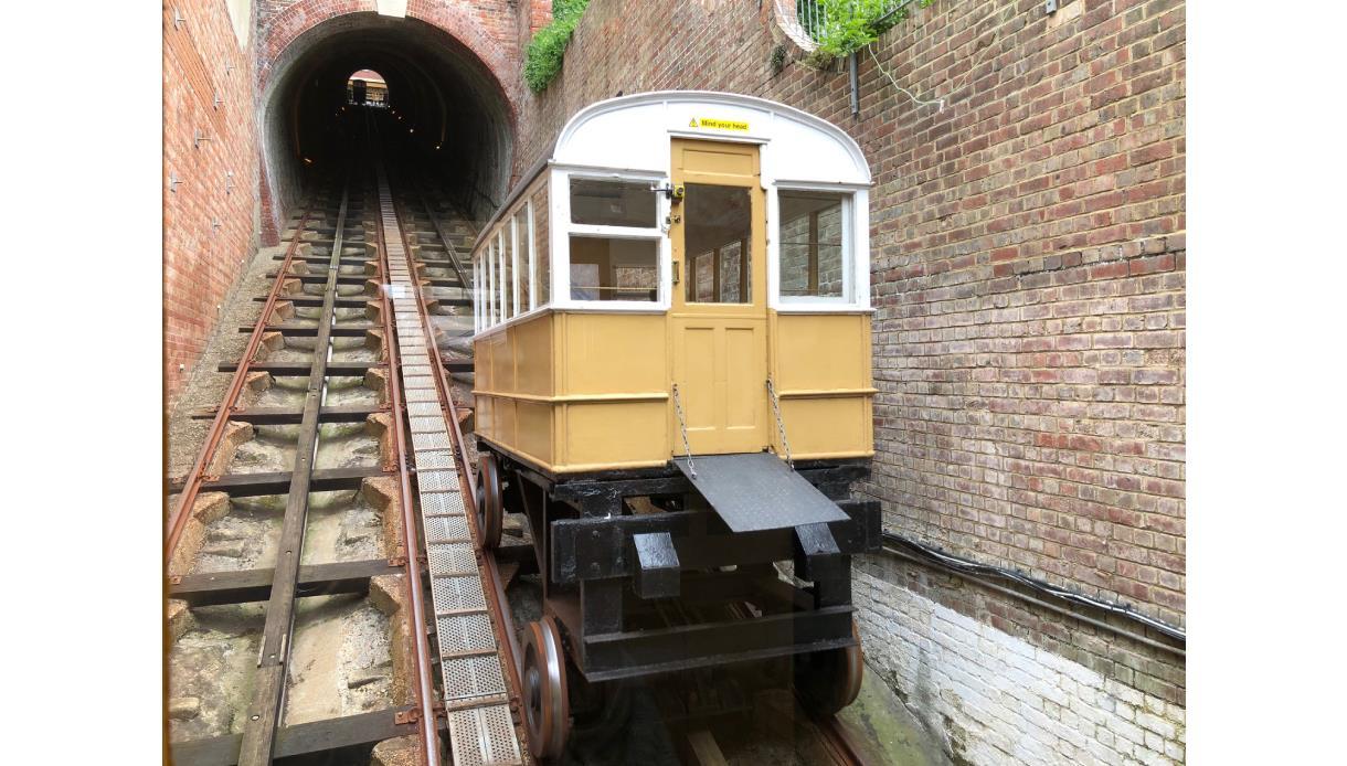 Cliff Railways - West Hill