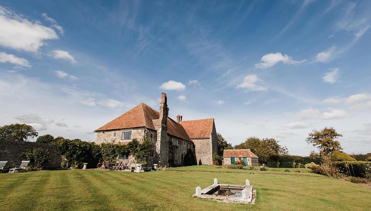 Wickham Manor B&B near Rye, East Sussex