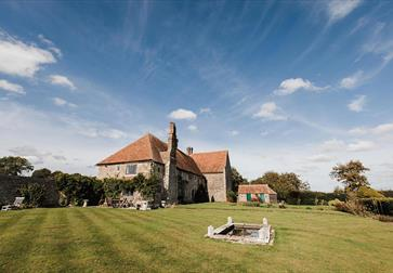 Wickham Manor B&B near Rye, East Sussex
