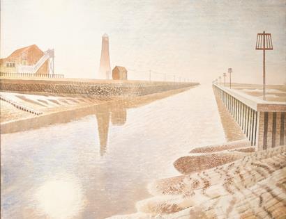 Artwork at Hastings Contemporary