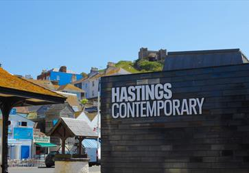 Hastings Contemporary Art Gallery, East Sussex