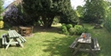 Garden Pub, The New Inn Winchelsea, Pub with Rooms, Accommodation, Food in Winchelsea