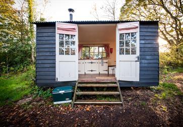Hut at The Original Hut Company in Northiam, East Sussex