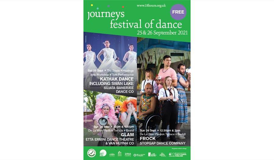 Journeys Festival of Dance