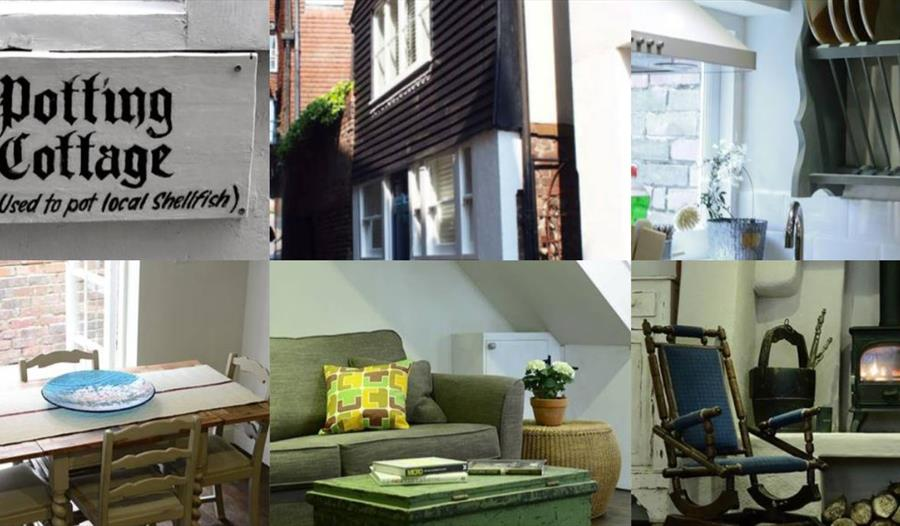 Accommodation hastings, Hastings, Self Catering, Beach accommodation, Cottage, Hastings Old Town