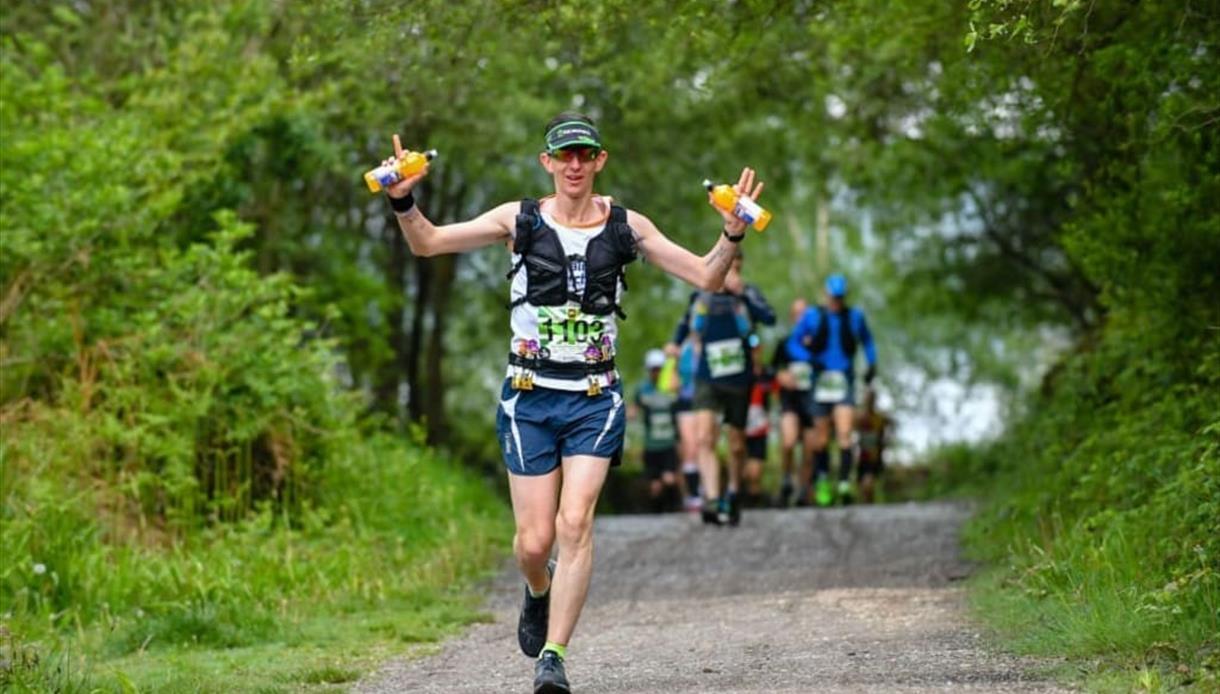 Bewl Marathon 8th of May 2021