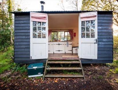 original huts