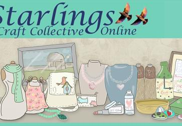 Starling gift shop Bexhill