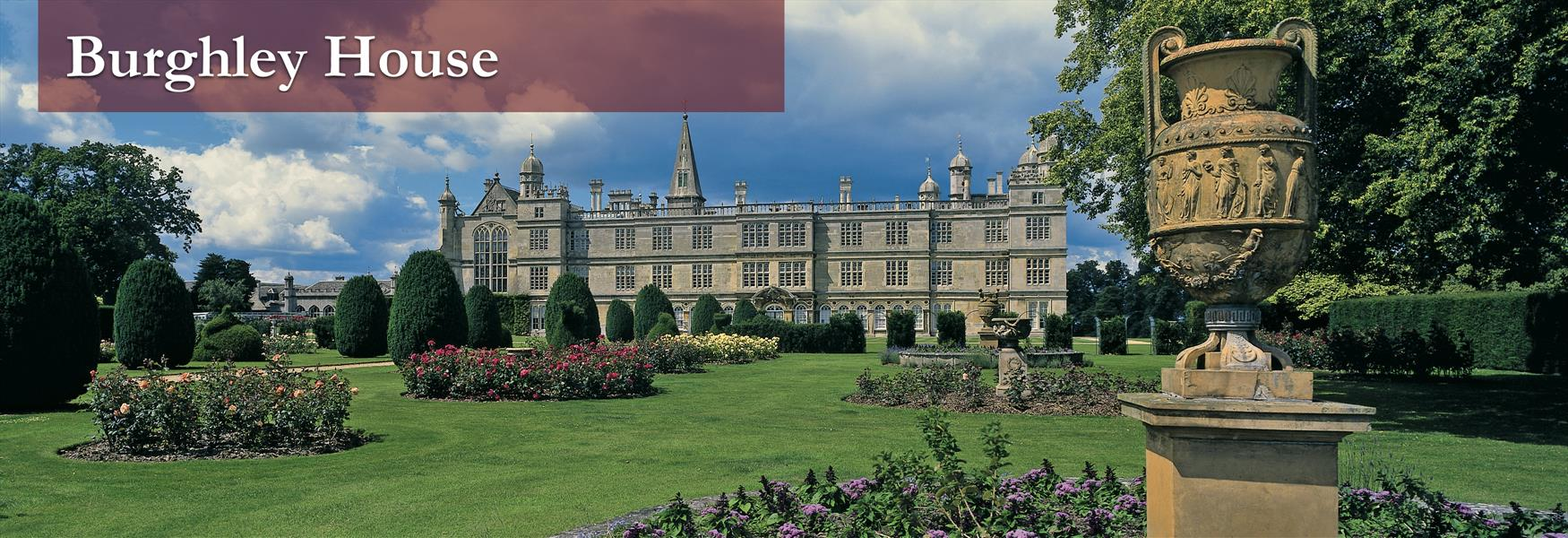 Photo of Burghley House Exterior