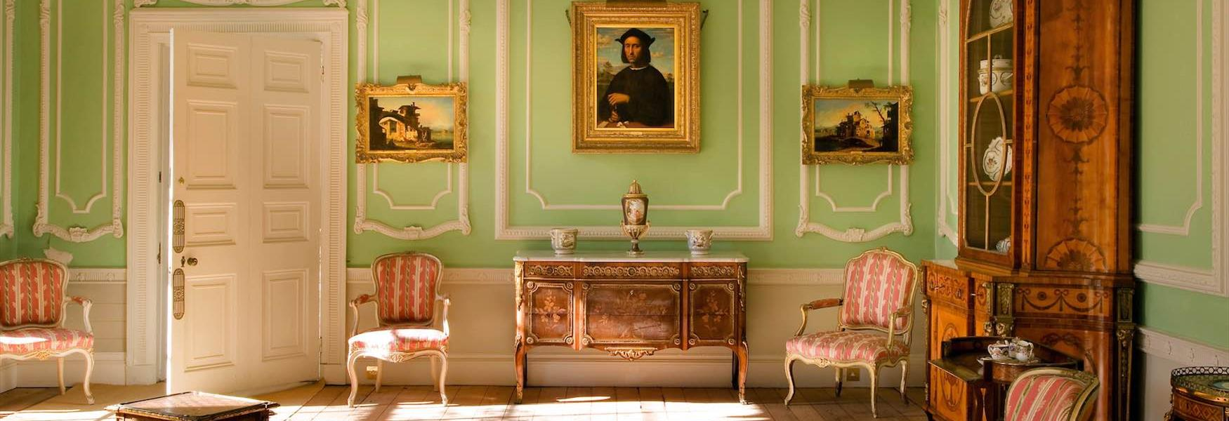 Firle Place Dining Room