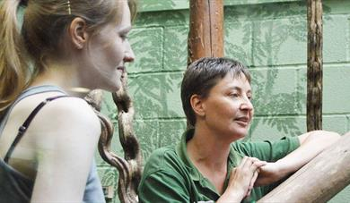 Keeper Experience at Bristol Zoo