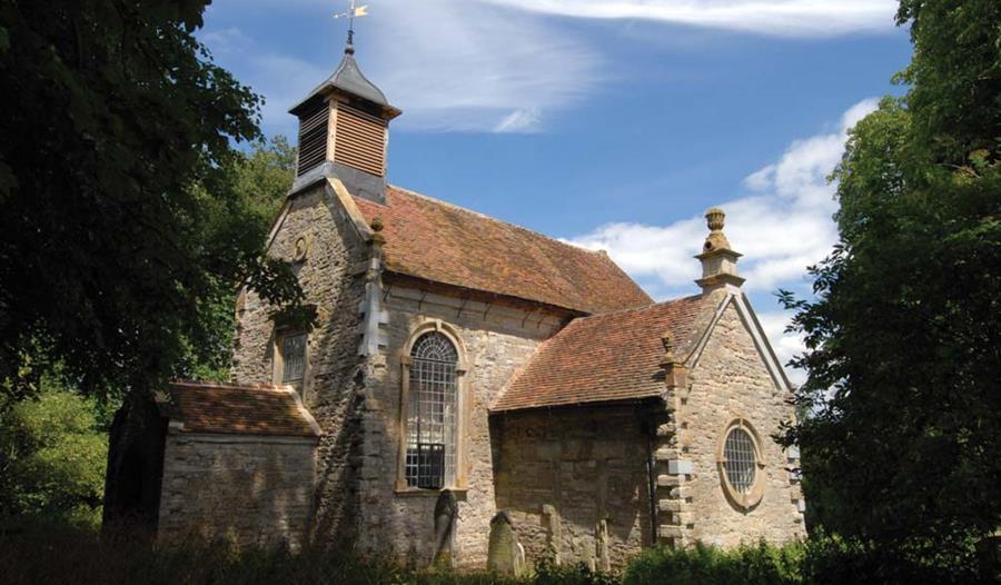 All Saints' Church, Billesley