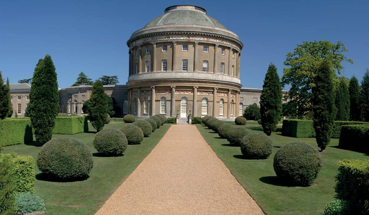 Ickworth House, Park and Gardens