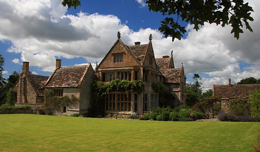 Sandford Orcas Manor House