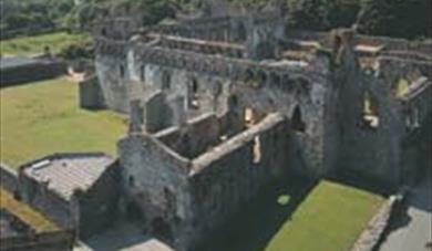 St Davids Bishop's Palace (Cadw)