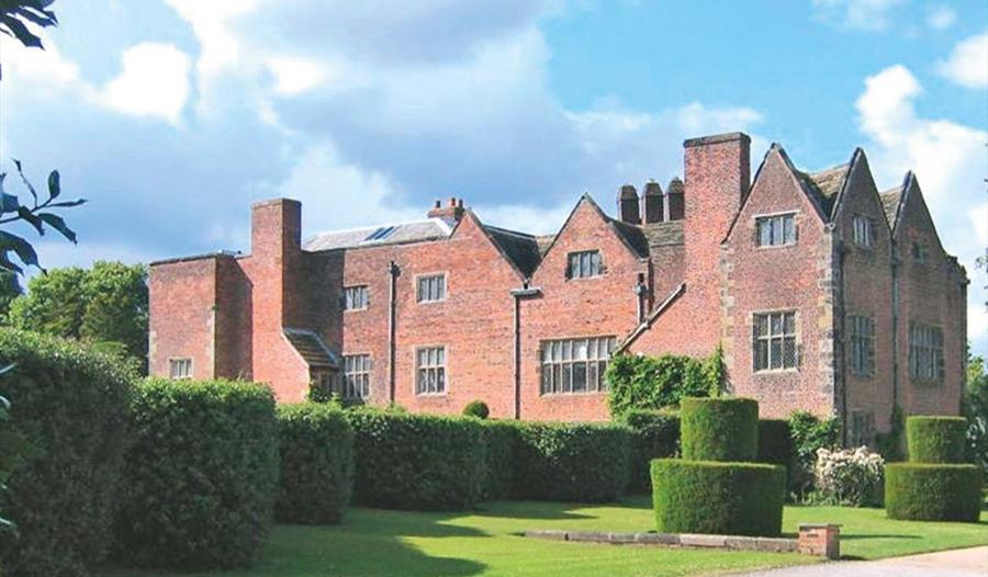 Peover Hall and Gardens