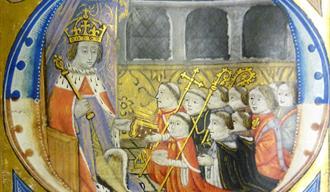 The wedding of the century: Arthur and Katherine (1501)